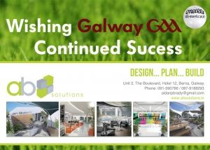Galway GAA Flyer