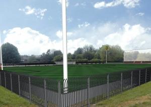 Roscommon GAA - Pitch Development
