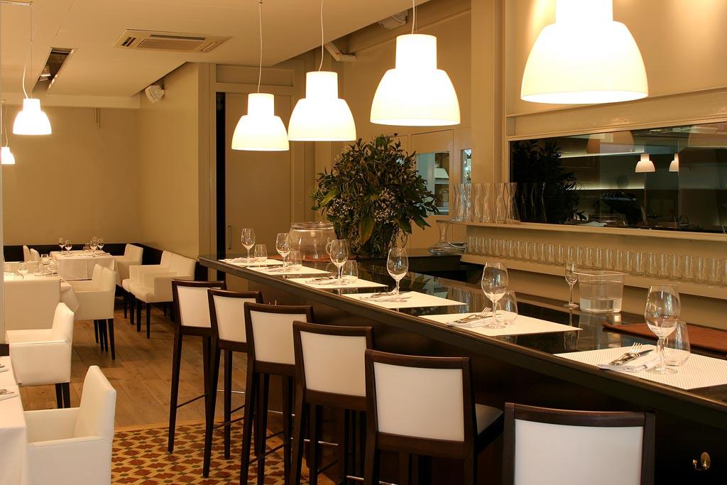 Restaurant interior design aidan brady fit