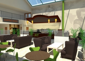 Athlone IT Food Court